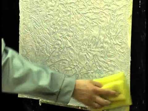 Декоративная штукатурка изготовленная своими руками