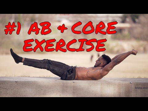 How to ACTUALLY get a strong core (No sit-ups or crunches)
