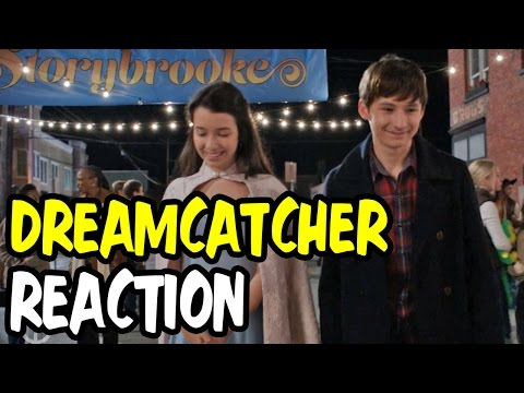 Nerds REACT to ONCE UPON A TIME Season 5 Episode 5 DREAMCATCHER