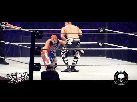 WWE LIVE: Santiago, Chile. (05 de Diciembre 2018)