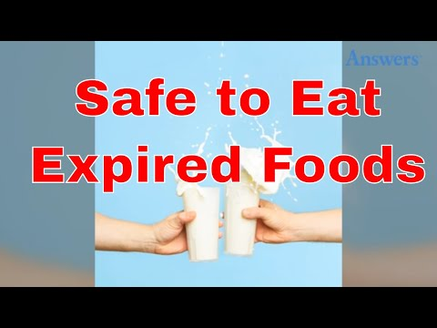 Foods That Are Safe To Eat After The Expiration Date