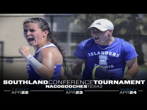 Islanders Tennis Ready for Southland Conference Tournament