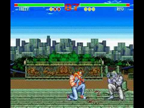 The King of Fighters '98 Super Nintendo