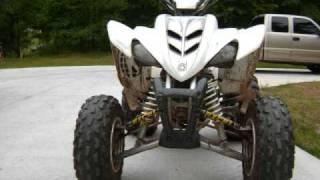6. 2006 Yamaha Raptor 350