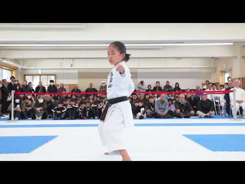 "Incredible Awesome Karate Girl ""mahiro Takano"" 11 Years Old"
