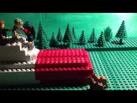 LEGO Die Tribute von Panem Das Finale