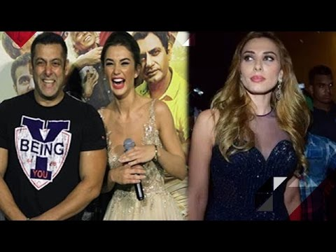 Iulia Out , Amy In Salman Khan's Love Life Blossoms