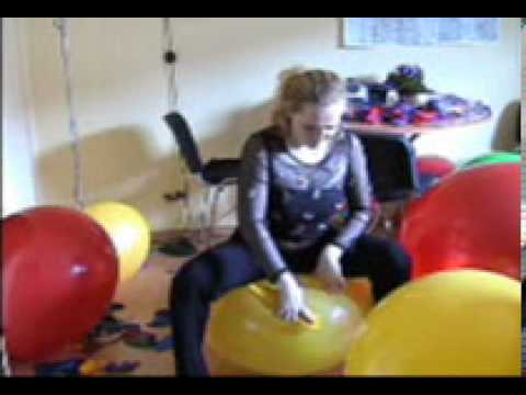 balloon fetish looner] balloon casting 92 (видео)