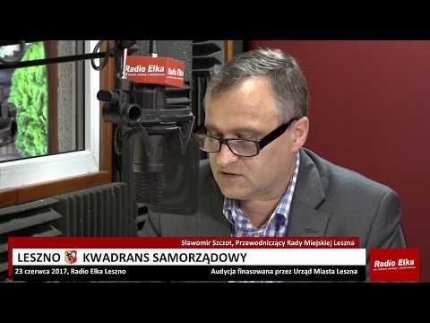 Wideo1: Leszno Kwadrans Samorządowy 23 czerwca 2017