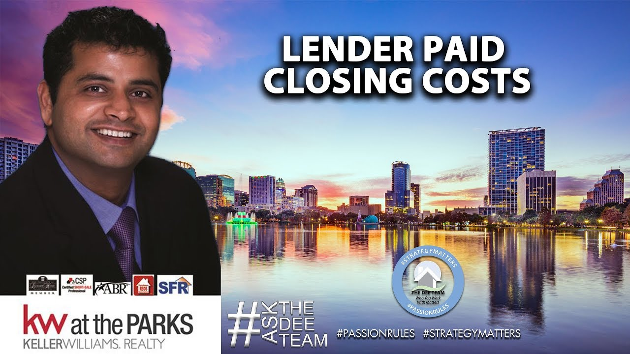 Can Your Lender Help You Cover Your Closing Costs?