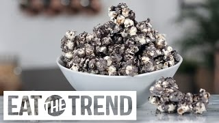 How to Make Oreo Popcorn | Get the Dish by POPSUGAR Food