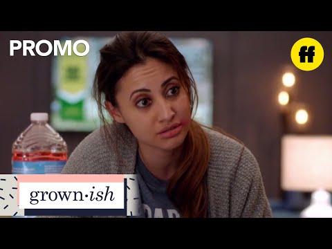 "grown-ish | season 1, episode 13 promo: ""back & forth"" | freeform"