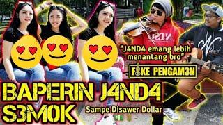 Video BAPERIN JAND4 S3MOK J4NDA EMANG LEBIH MEN4NTANG MP3, 3GP, MP4, WEBM, AVI, FLV Juni 2019
