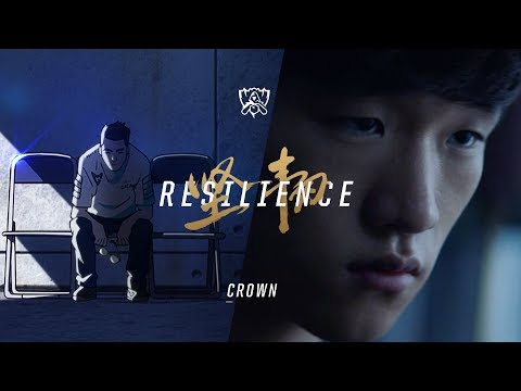 Chase Your Legend - Crown   Worlds 2017 (видео)