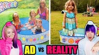 Video Ads VS Reality! MP3, 3GP, MP4, WEBM, AVI, FLV Maret 2018