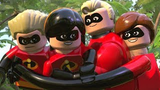 LEGO The Incredibles Part 11 - Above Parr