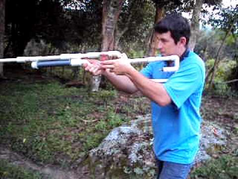 fusil casero harol garcia