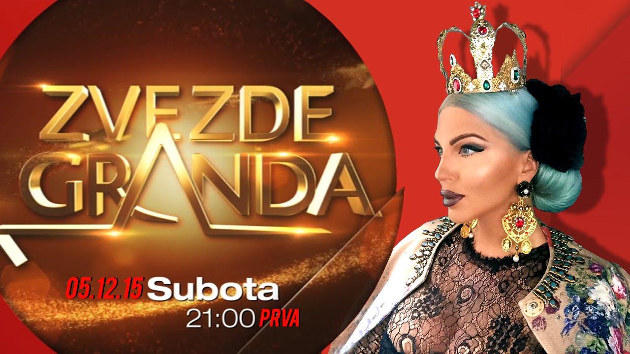 ZVEZDE GRANDA 2015 – 2016 – jedanaesta emisija – 05. 12. – najava
