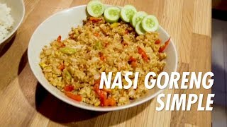 Video The Onsu Family - Nasi Goreng Simple MP3, 3GP, MP4, WEBM, AVI, FLV April 2019