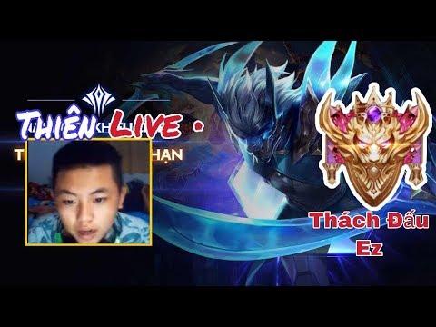 Thiên LIVE • Dual rank thách đấu Cùng Đồng Bọn - Thời lượng: 2:06:09.