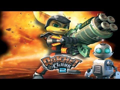 Ratchet & Clank 2: Going Commando - 100% Full Game Longplay Walkthrough