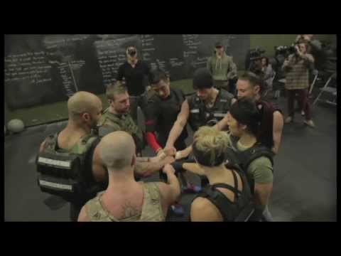 """Sheepdog CrossFit Presents: """"Murph"""" a Tribute to Humanity"""