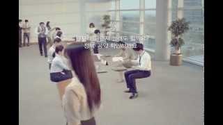 4.24 재보궐선거 투표참여 TV CF 영상 캡쳐화면