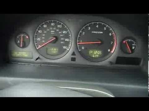on Volvo S60 Timing Belt Procedure