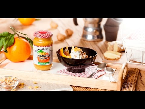 Yogurt con composta di arancia e zenzero e noci | Non Solo Buono
