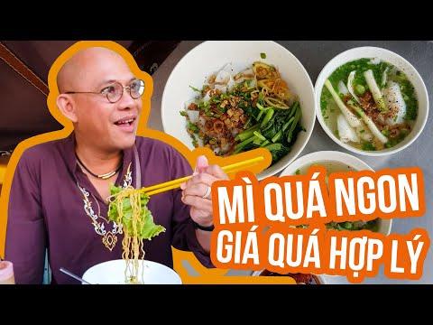 Food For Good #440: Hoàng Ký mì gia xứng danh nằm trong top 5 quán mì Hoa ngon rẻ nhất Saigon ? - Thời lượng: 19:02.