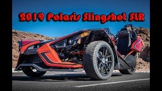 10. 2019 Polaris Slingshot SLR Review | Pearl Red