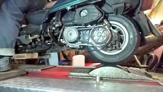 8. Honda Helix CN 250 Variomatic