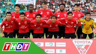 2 đại diện của miền Tây tại Giải bóng đá V-League 2017 | THDT, công phượng, u23 việt nam, vleague