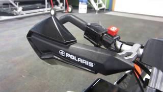 4. 2016 Polaris 600 Rush Pro-S  US809