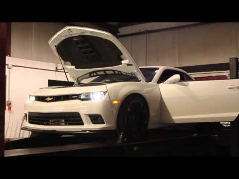Vengeance Racing - 707RWHP Camaro 1LE