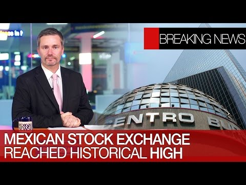 Mexico's stock on historic high | Grupo Lomas in Oaxaca | Mexican rejects wall-invalued firms