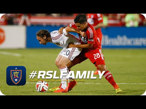 Video: HIGHLIGHTS: Real Salt Lake at FC Dallas - August 22, 2014