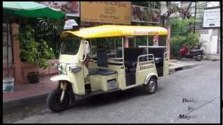 Best Of Thailand Street Life In Bangkok  HD