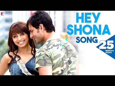Hey Shona - Full Song | Ta Ra Rum Pum | Saif Ali Khan | Rani Mukerji