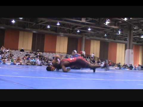 Harry Lester dec. Jake Deitchler - 74 kg semifinals at U.S. Greco-Roman Nationals