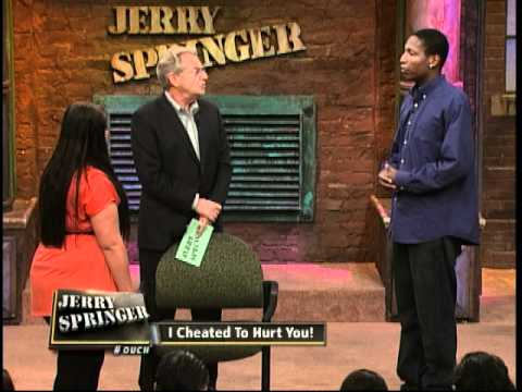 Video I Cheated To Hurt You! (The Jerry Springer Show) download in MP3, 3GP, MP4, WEBM, AVI, FLV January 2017