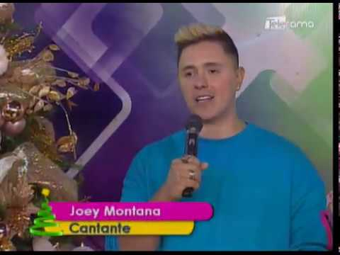 Nos visita Joey Montana