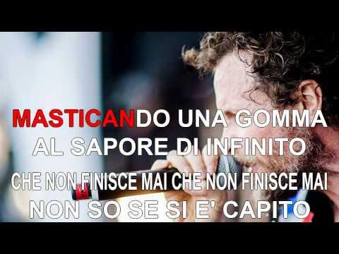, title : 'Jovanotti - Gli immortali - Karaoke con testo'