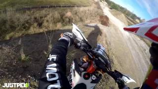 9. Enduro Lifestyle | KTM EXC 450 SIXDAYS | Autumn 2k16 #Fun&Fails😣 [reupload] 😱