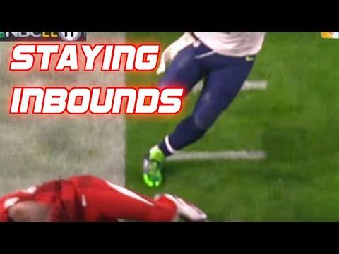 "NFL ""Staying Inbounds"" Moments - Thời lượng: 11 phút."