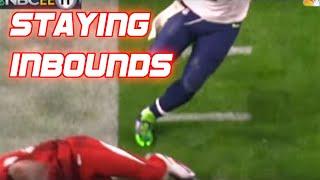 """Video NFL """"Staying Inbounds"""" Moments MP3, 3GP, MP4, WEBM, AVI, FLV Juli 2018"""