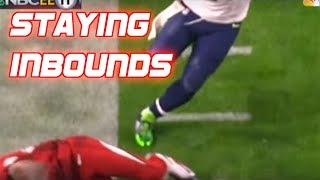 "Video NFL ""Staying Inbounds"" Moments MP3, 3GP, MP4, WEBM, AVI, FLV Desember 2018"