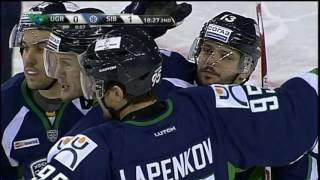 Югра - Сибирь 3-2