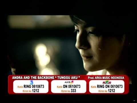 ANDRA AND THE BACKBONE-TUNGGU AKU (OFFICIAL VIDEO)