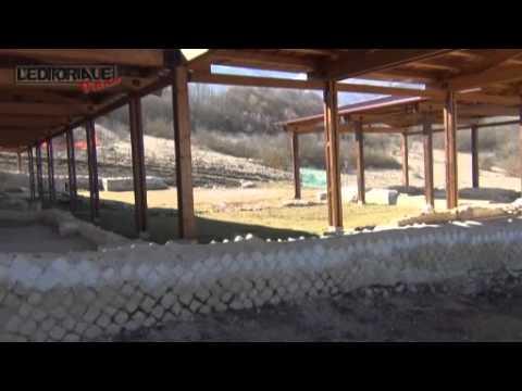 Civita di Bagno tra scavi archeologici e discarica